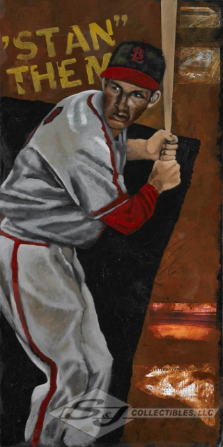 "Stan ""the man"" Musial"